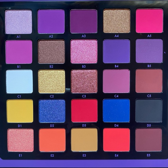 Anastasia Beverly Hills Norvina pro pigment vol 1